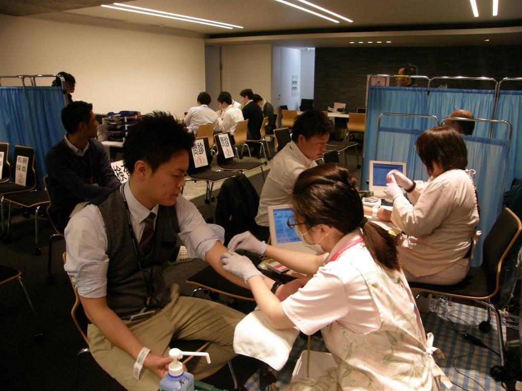 献血活動2